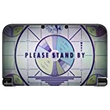 Popular Loading Screen Color HD Artwork Vinyl Decal Sticker Skin by MWCustoms for New 3DS XL 2015