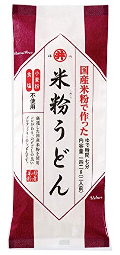 東亜食品 グルテンフリー米粉うどん 142g ×12袋