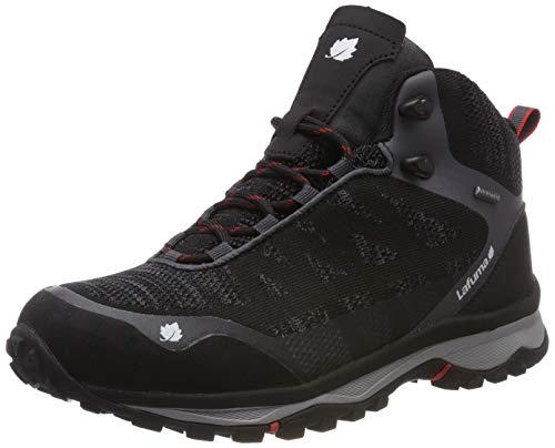Lafuma Herren Shift Mid Clim M Walking Shoe, Carbon/Black, 43 1/3 EU