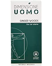 Dimensione Uomo Eau De Toilette Ginger Woods - 100 ml