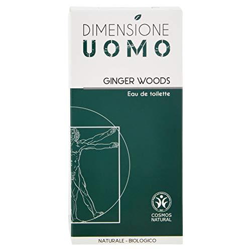 Dimensione Uomo Eau De Toilette Ginger Woods - 100 ml