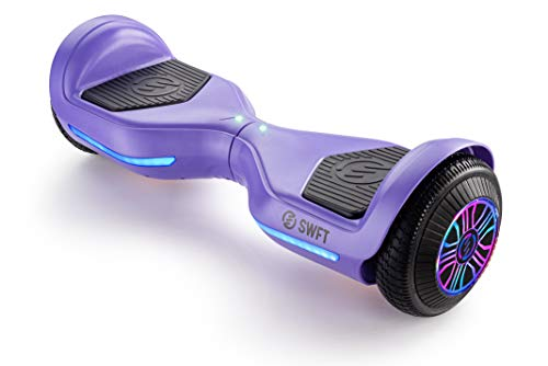 RIDE SWFT Blaze Hoverboard Self Balancing Scooter, UL Certified, 27 Point...