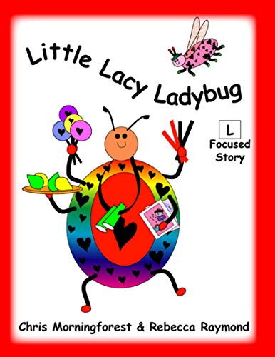 Little Lacy Ladybug - L Focused Story (English Edition)