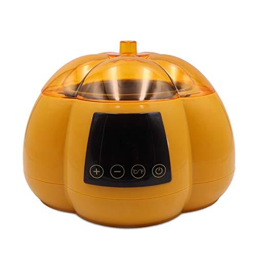 Potiron Melting Pot Outil D'épilation Smart Professional Warmer Chauffe Cire Spa Spa Mains Pieds Épilateur Soin De La Peau Épilatoire Paraffine