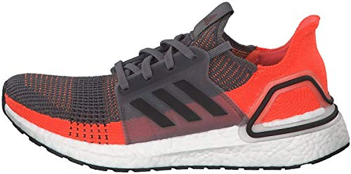 adidas Ultra Boost 19 M Grey Black Orange 44