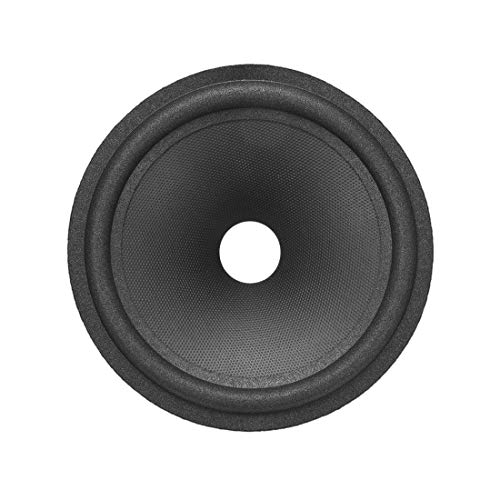 Buy Bargain uxcell 6.5 inches Paper Speaker Cone Subwoofer Cones Drum Paper 1 inches Voice Coil Diam...