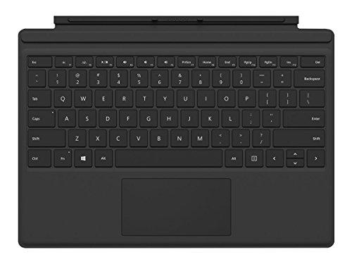 Microsoft Surface Pro Type Cover Microsoft Cover port AZERTY Belgisch Zwart toetsenbord voor mobiel