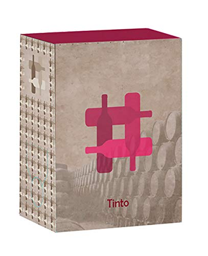 Cuatro Rayas Bag in Box Vino Tinto - 15000 ml