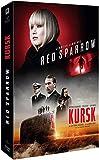 Coffret 2 films : red sparrow ; kursk
