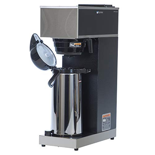 BUNN VPR-APS, Airpot System, Pourover Commercial Airpot Coffee Maker w/ 2.2L Airpot, 33200.0014