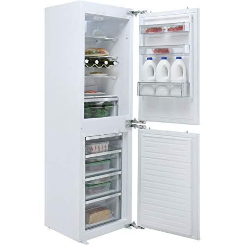 Sharp SJ-B1227M00X-EN Built-In Fridge Freezer -White