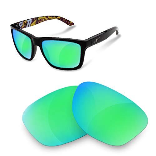 sunglasses restorer Lentes Polarizadas Sapphire Green para Arnette Witch Doctor 4177