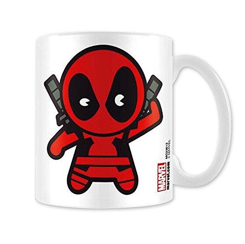 Deadpool Taza Marvel Kawaii