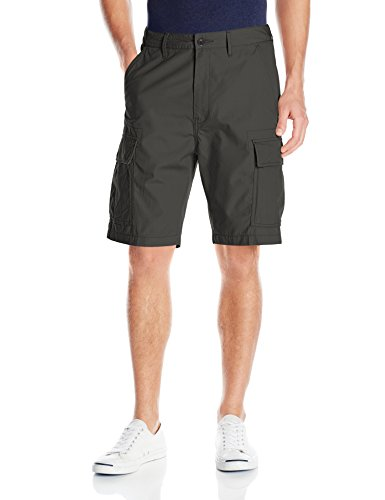 Levi's Men's Regular Carrier Cargo Short, Graphite Ripstop, 38