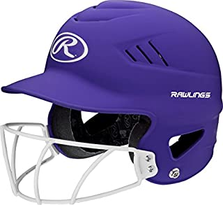 Best purple softball helmets with face mask Reviews
