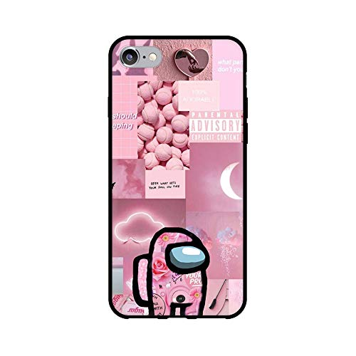 通用 iPhone 6 Plus / 6S Plus Funda Carcasa Suave Silicona Case Cover para Apple iPhone 6 Plus / 6S Plus (MG7)