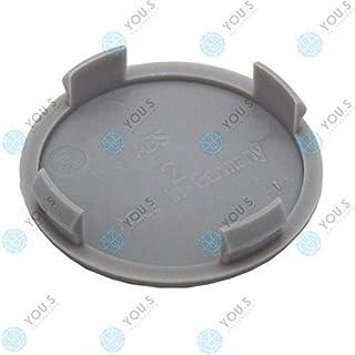 1 x YOU.S Nabenkappe Nabendeckel Felgendeckel 60,0 56,0 mm   grau