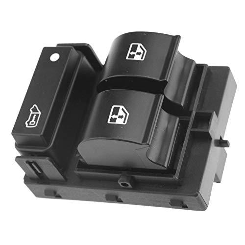 Creëer Idee Universele Vervanging 8 Pin Elektrische Raam Schakelaar Knop Driver Zijde