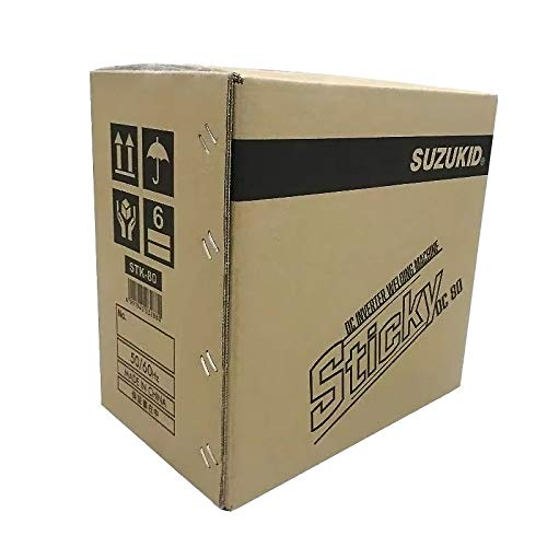 スター電器製造(SUZUKID)【ネット限定モデル】直流インバーターアーク溶接機スティッキーSTK-80