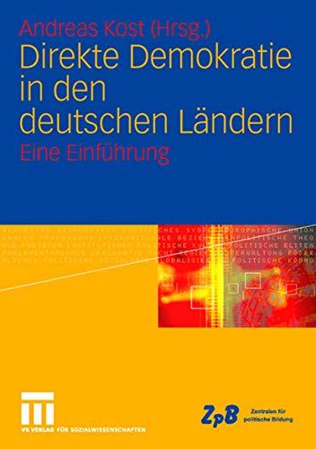 Direkte Demokratie in den deutschen Ländern: Eine Einführung