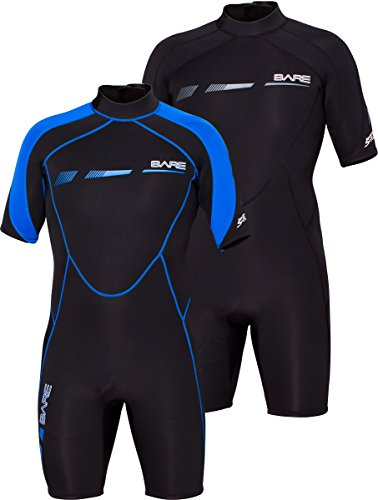 Bare 2mm Sport S-Flex Shorty Wetsuit