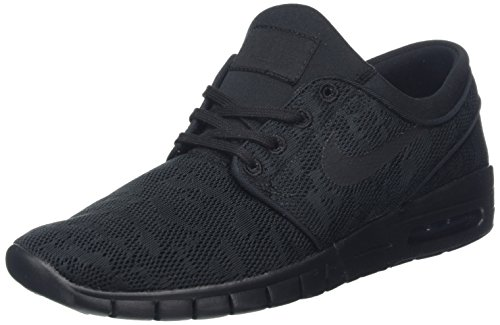 Nike SB Stefan Janoski Max Men's Shoes, Black / Black-anthracite, 8
