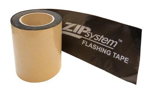 Huber ZIP System Flashing Tape | 6 inches x 75 feet | Self-Adhesive Flashing for Doors-Windows Rough Openings