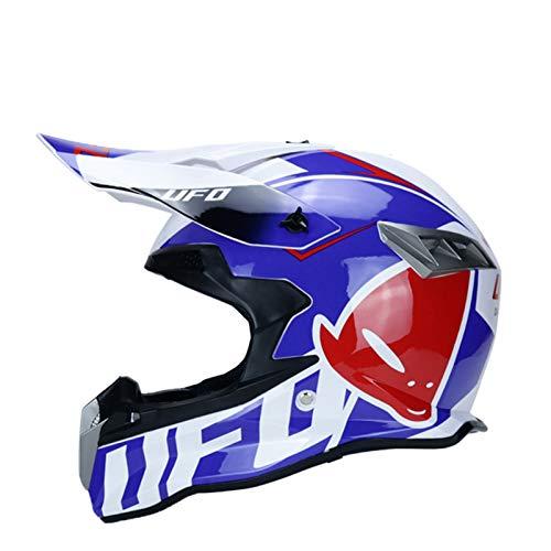 Off-Road Motorcycle Helmets Adult Motorbike Helmets Motor Caps for All Season Full Face Racing Motocross Helmets