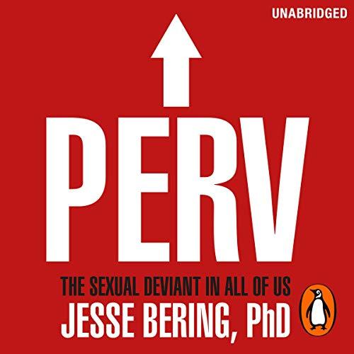 Perv audiobook cover art