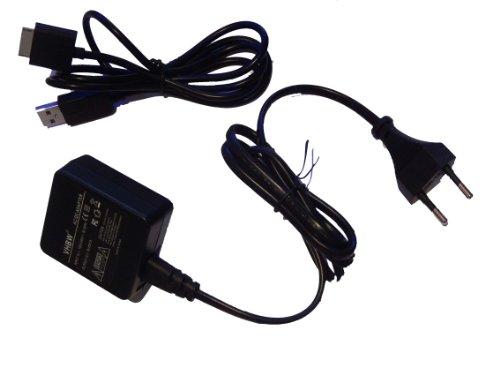 vhbw câble Chargement avec câble USB pour Console de Jeux Sony Playstation Portable Go, PSP Go, PSP-N1000, PSP-N1001, PSP-N1002, PSP-N1003, PSP-N1004