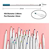 Zoom IMG-2 baozun pennarelli metallici 30 penna