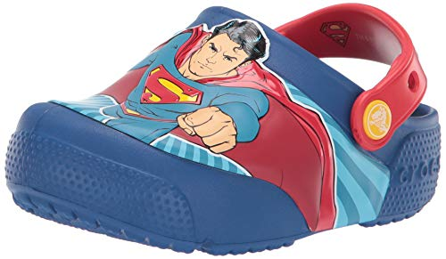 Crocs Kids' Boys and Girls Superman Light Up Clog - http://coolthings.us