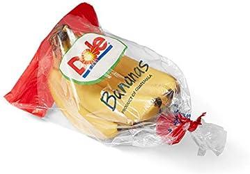 Dole Bananas, 2 lb Bag