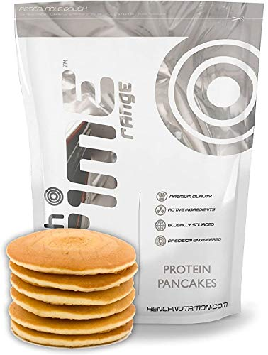 Hench Nutrition - Prime Protein Pancakes - Natural - 600g
