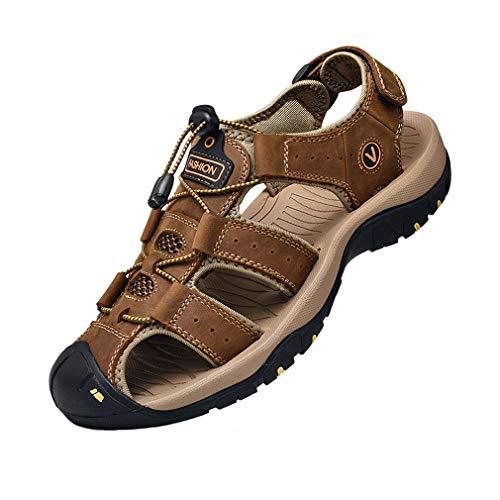 herren sandalen groesse 48