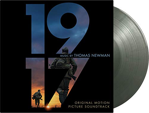 1917 Soundtrack [180 gm 2LP Green and Silver Swirled Coloured Vinyl] [Vinilo]