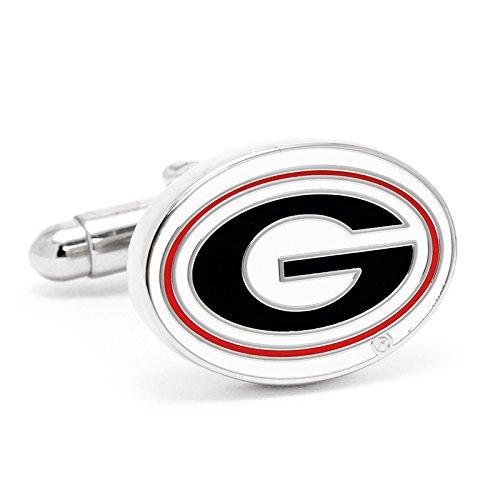 georgia bulldogs cufflinks - 5
