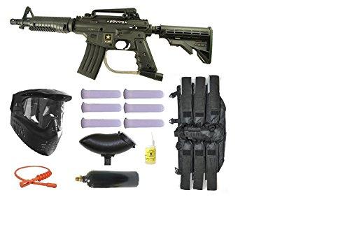 Wrek Tippmann Bravo One Tactical Paintball Gun Kit
