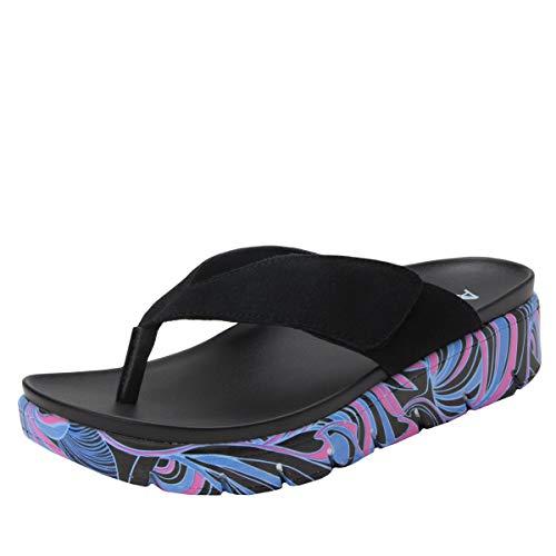 Alegria Astara Womens Sandal I Got You Babe Black 8 M US