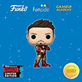 Avengers Endgame Funko Pop 529 Iron Man 2019 Fall Limited ED. Games Academy 9 cm...