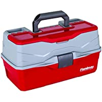 Flambeau Outdoors F6383 Classic 3-Tray Tackle Box