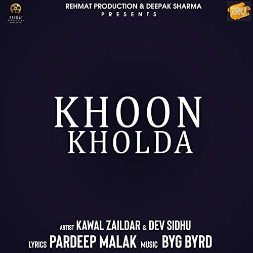 Kawal Zaildar feat. Dev Sidhu