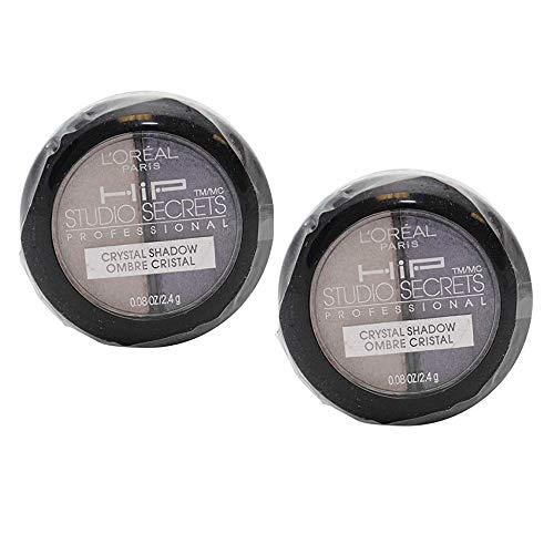L'oreal Hip Studio Secrets Professional Crystal Shadow Duo, 519 Charming