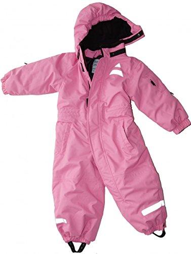 Maylynn Outdoor Maylynn Mini Baby Softshell Schneeanzug Schneeoverall rosa, Größe:80