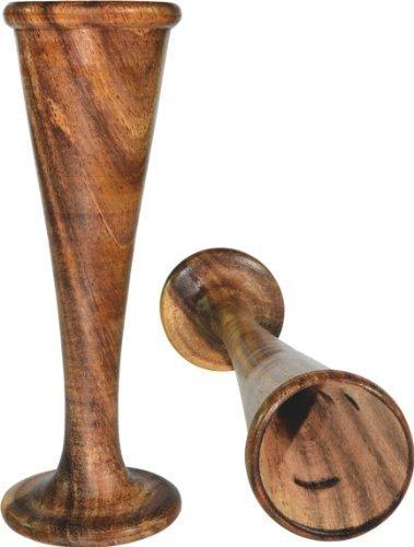 Madera Pinard Estetoscopio, Madera De Haya, madera estetoscopio, para Partera, Oído Trompeta