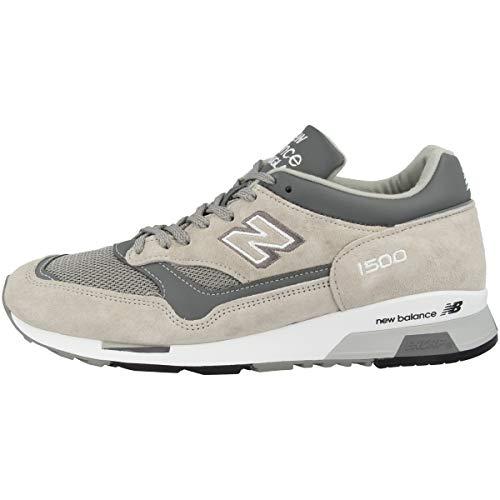 New Balance M1500PGL, Trail Running Shoe Mens, Gris, 32 EU
