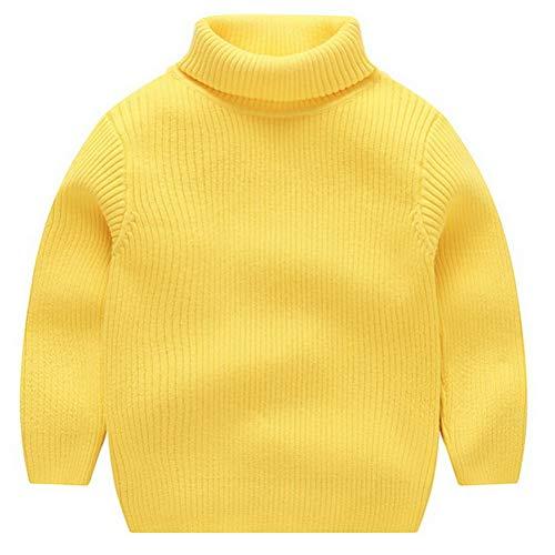 ARAUS ARAUS Baby Pullover Jungen Strickjacke Dich Hochkragen Wolle Seide Baumwolle Mädchen Wolljacke Unisex 1-7 Jahre alt