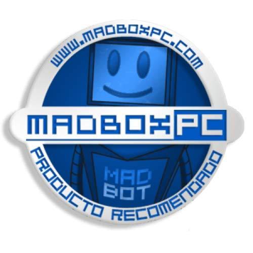 Sharkoon Skiller SGM1 Gaming Maus mit Makrotasten (10800 DPI, RGB-Beleuchtung, 12 Tasten, Weight-Tuning-System und Software) schwarz - 17