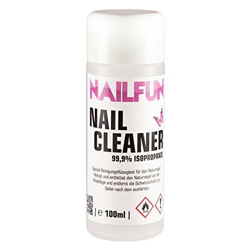 100 ml Nail Cleaner kosmetisch [1er Pack, 1x 100ml]