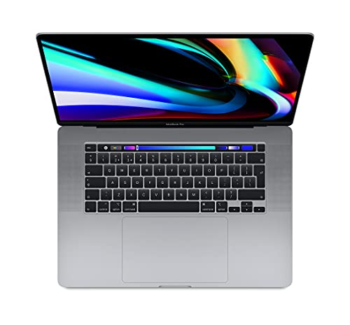 2019 Apple MacBook Pro (16', 16GB RAM, 512GB Speicherplatz) - Space Grau
